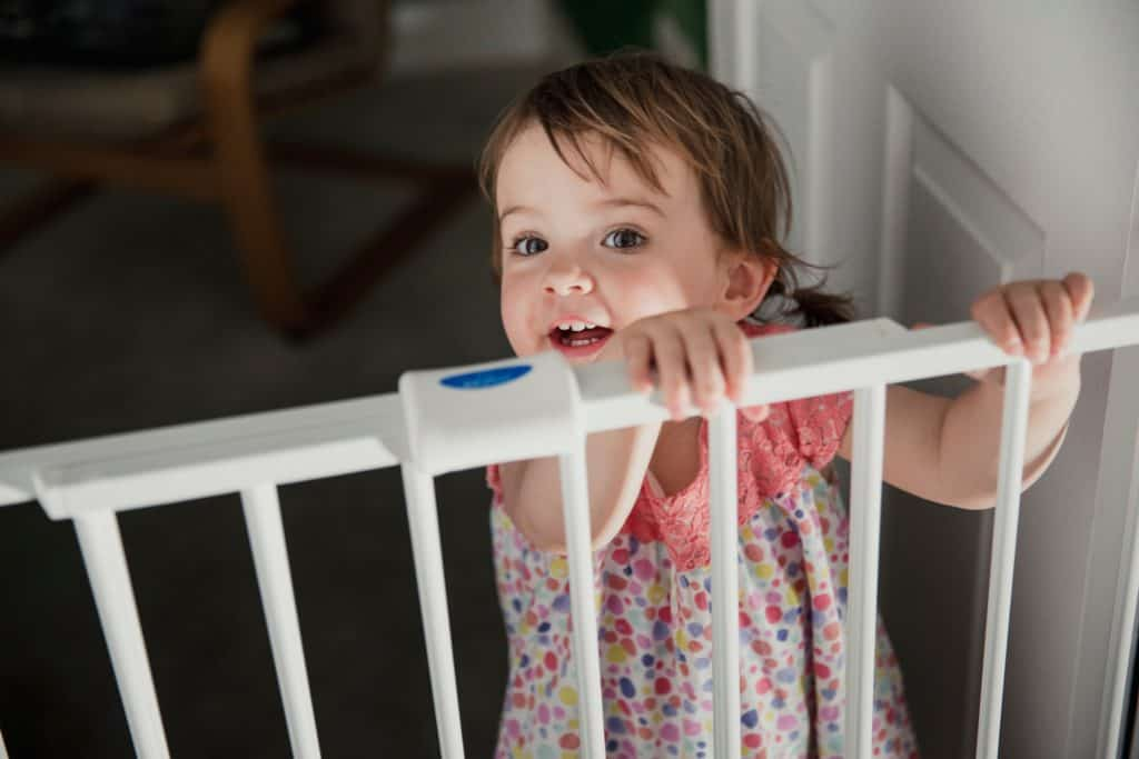 baby proofing for a two year old