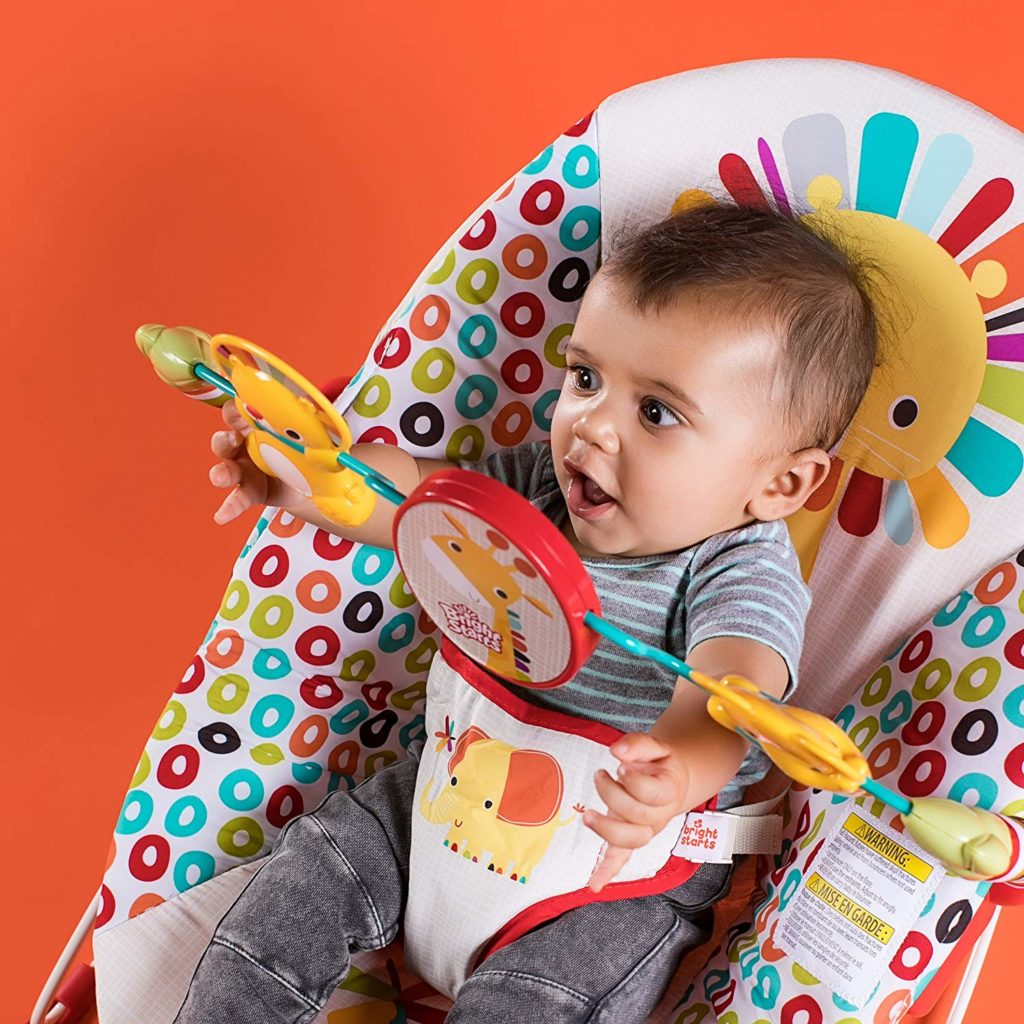 best baby vibrating chair | Best Bouncing baby chair