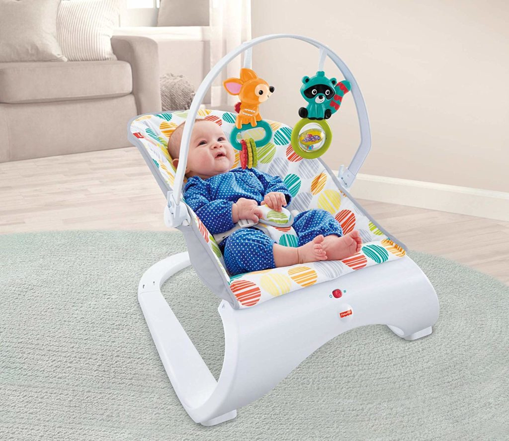 best vibrating baby chair | Best Bouncer baby chair